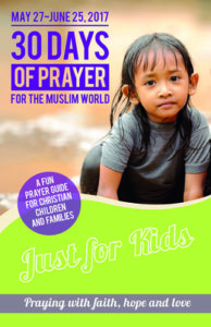 30 Days of Prayer for Muslims. Kids Version