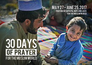 30 Days of Prayer for Muslims